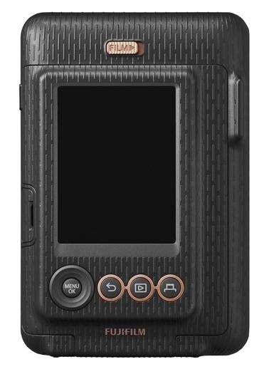 Fujifilm instax mini LiPlay Hybrid Elegant Black Fotoğraf Makinesi Hediye Seti Siyah